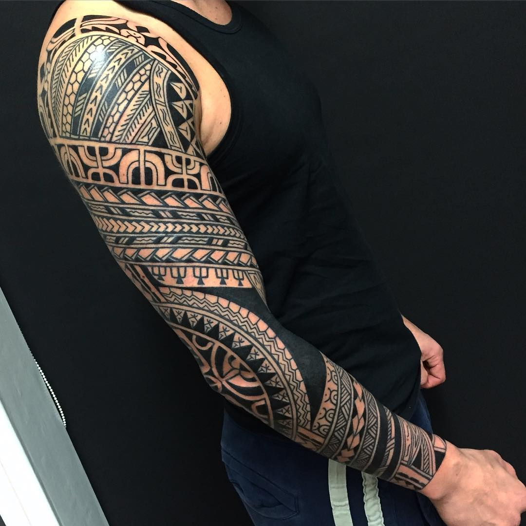 Tribal Tattoo For Arm: 28+ African Tribal Tattoo Designs, Ideas