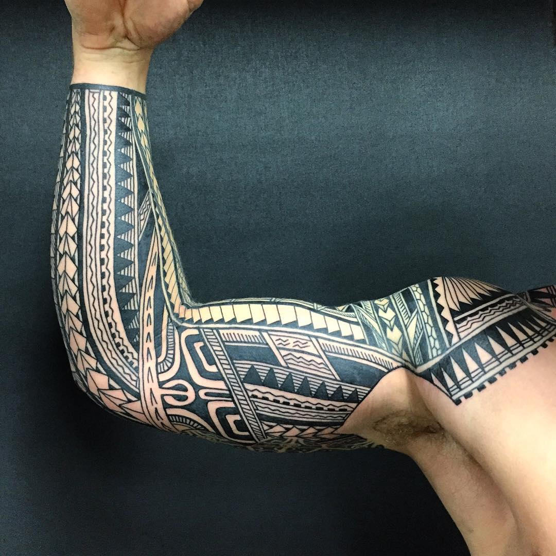 28+ African Tribal Tattoo Designs, Ideas