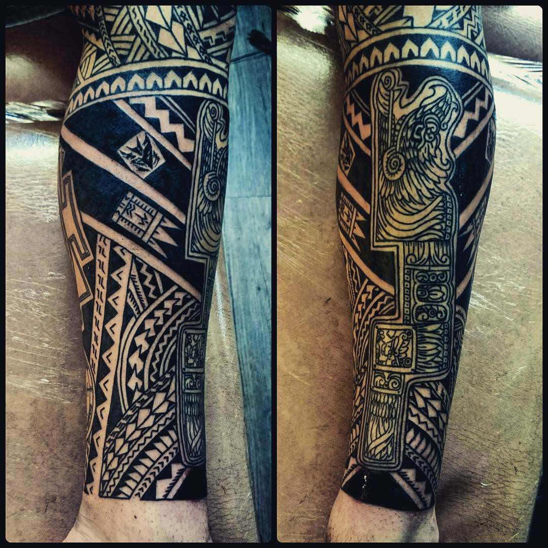Tattoo Designs Unique: 28+ African Tribal Tattoo Designs, Ideas
