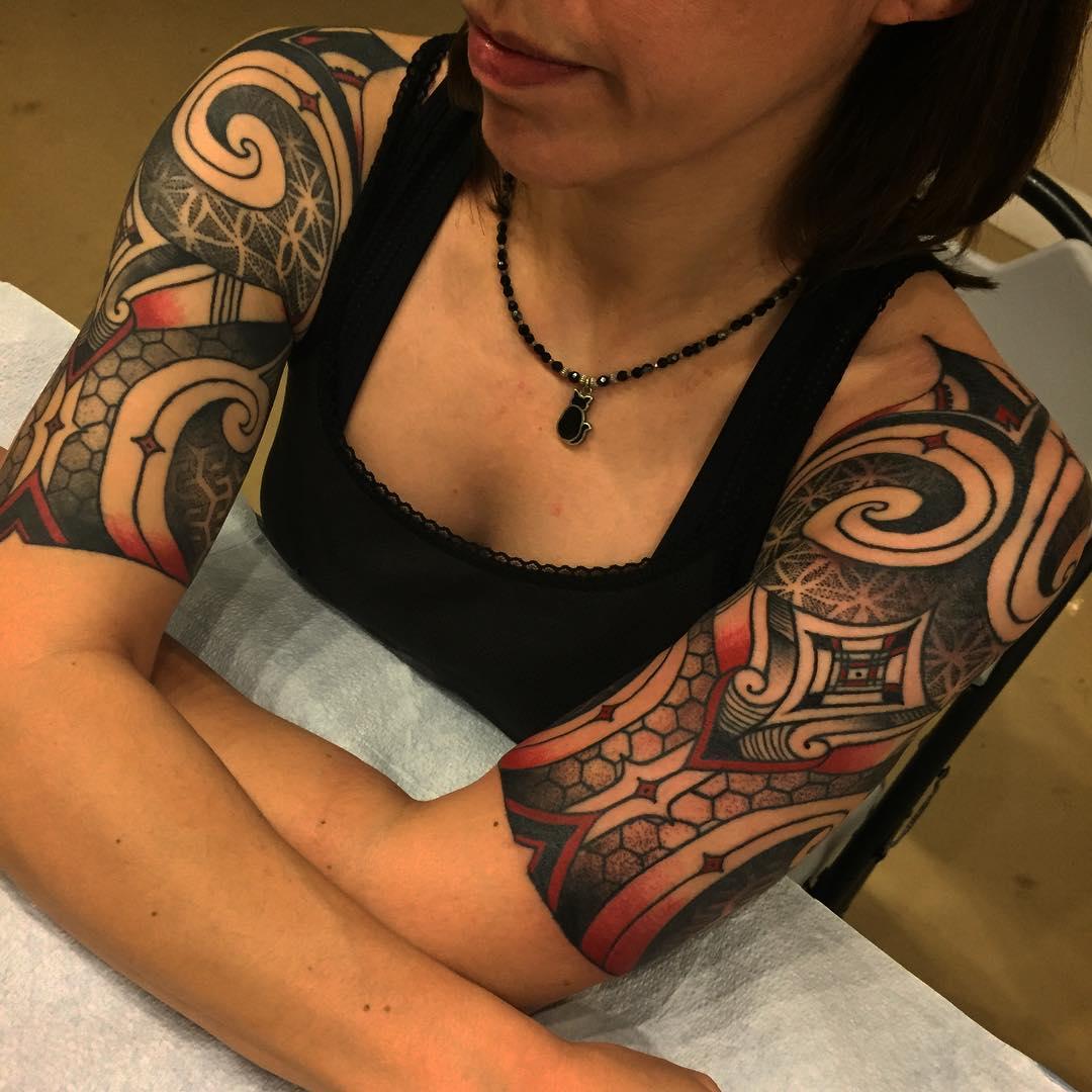 Amazing Tattoo For Women