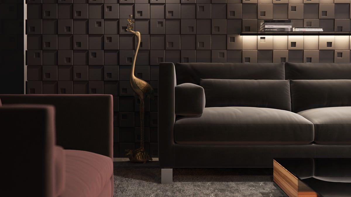 25 Cool 3d Wall Designs Decor Ideas Design Trends