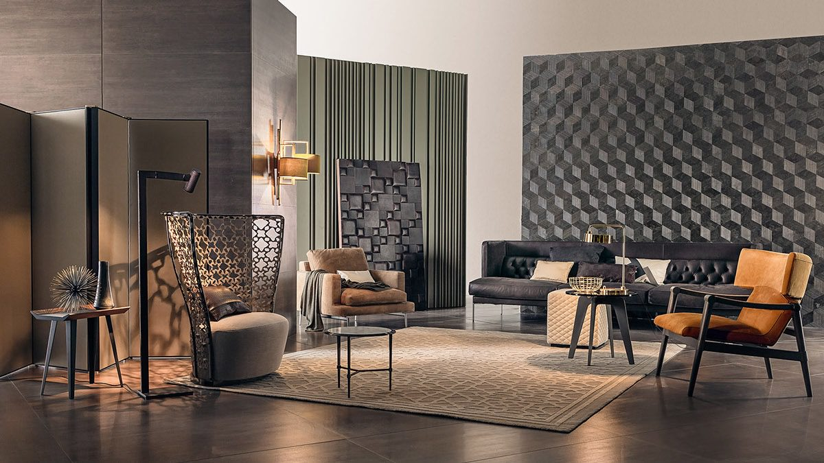 25 cool 3d wall designs decor ideas design trends for Living room 3d tiles