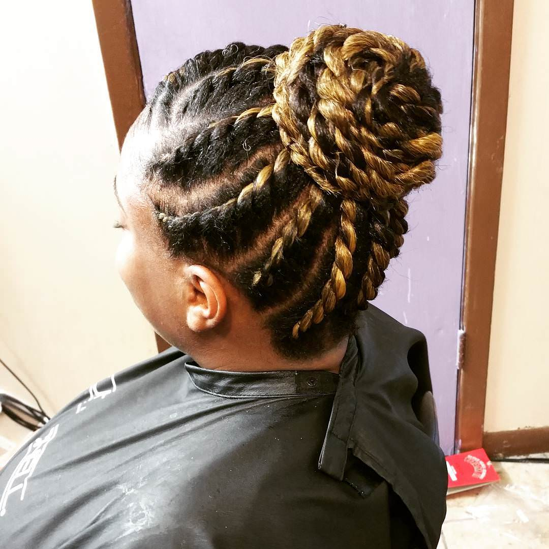 26 Natural Twist Hairstyle Designs Ideas Design Trends Premium