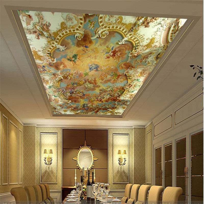awesome 3d ceiling design