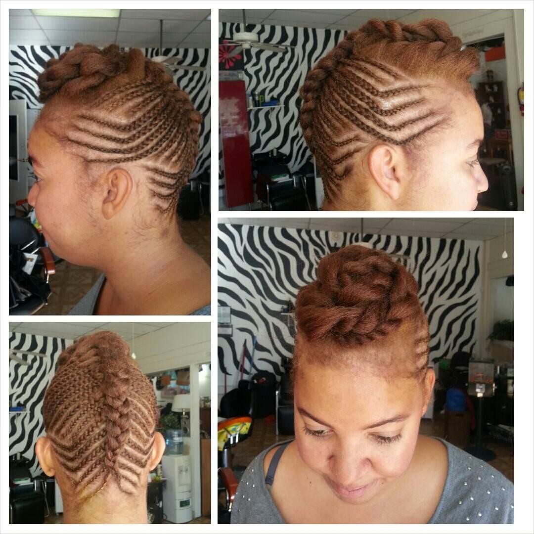 Stylish Hooked Up Hair