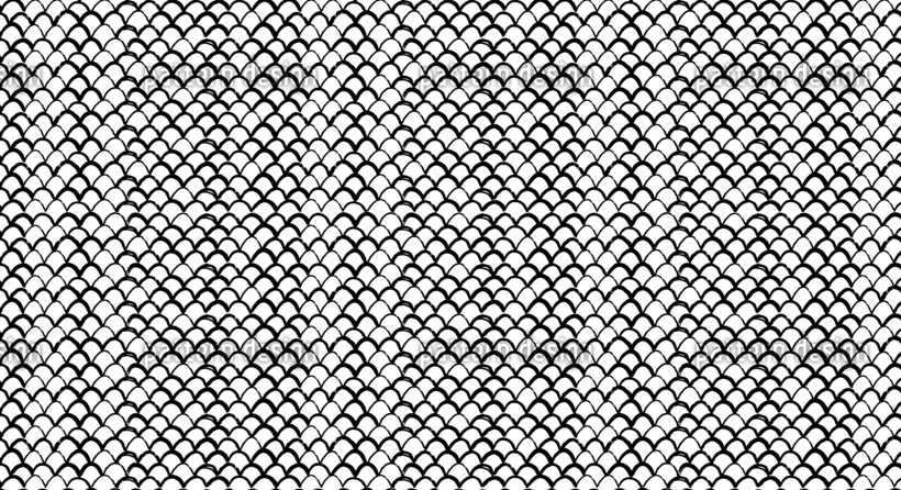 20 Best Fish Scale Patterns
