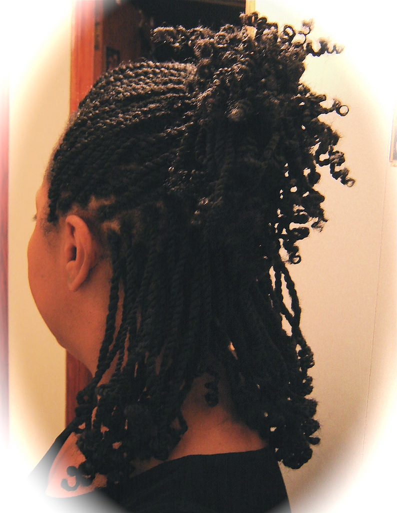 Twist Braid Hair