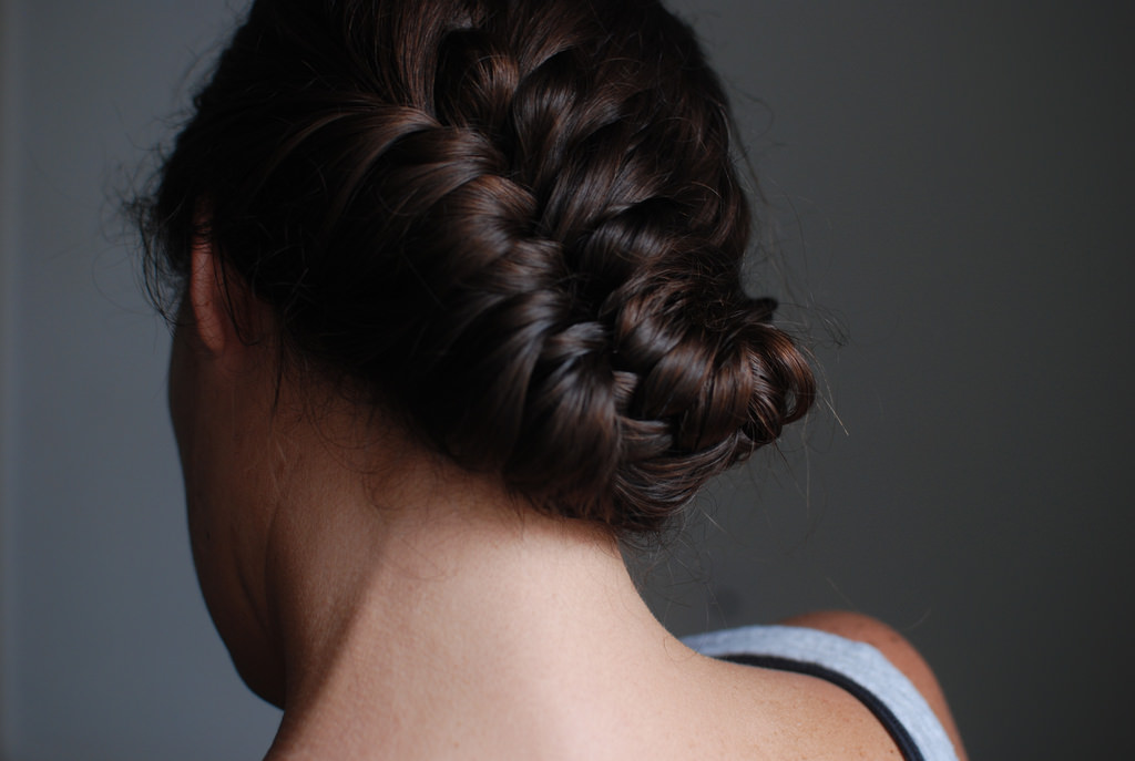 Cute Side Fish Tail Braid