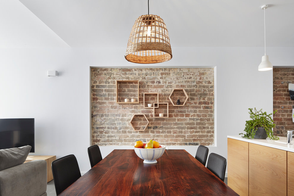 Delightful Stylish Brick Wall Decor Ideas Amazing Ideas