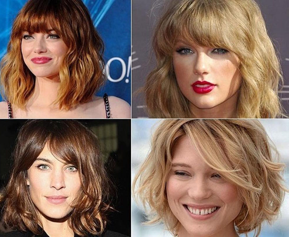 different shag hairstyles