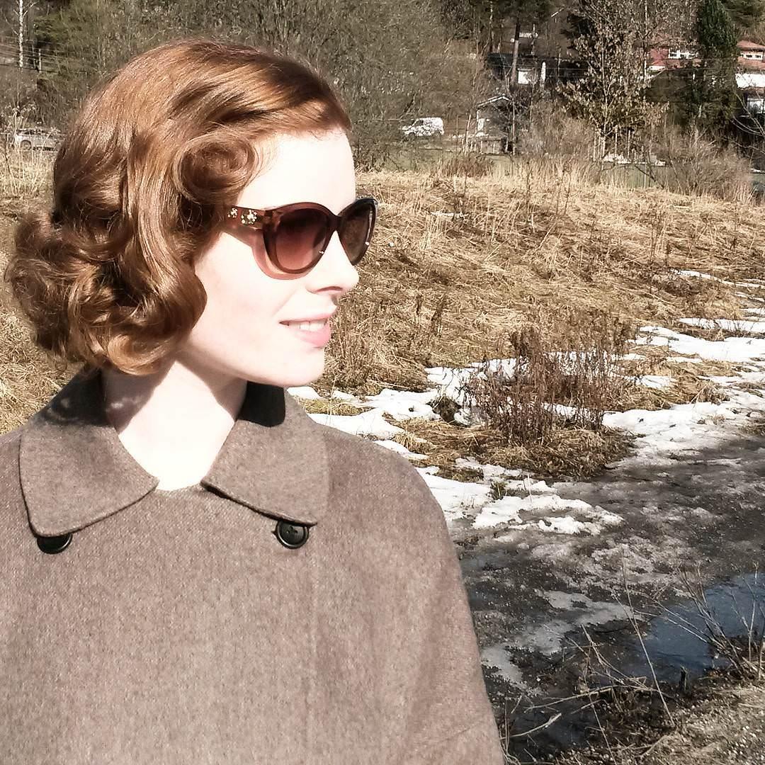 Elegant Vintage Hair