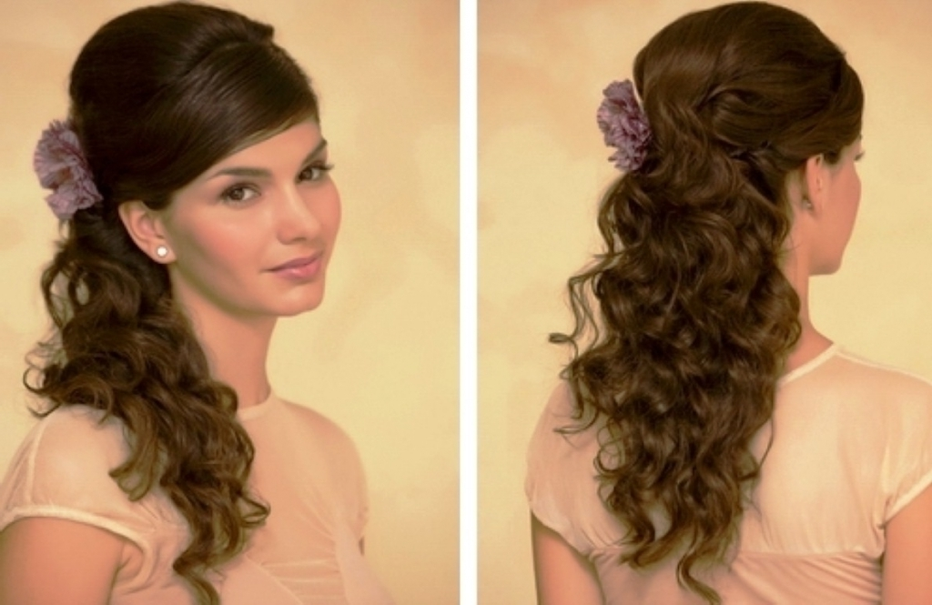 100+ Delightful Prom Hairstyles, Ideas, Haircuts | Design Trends ...