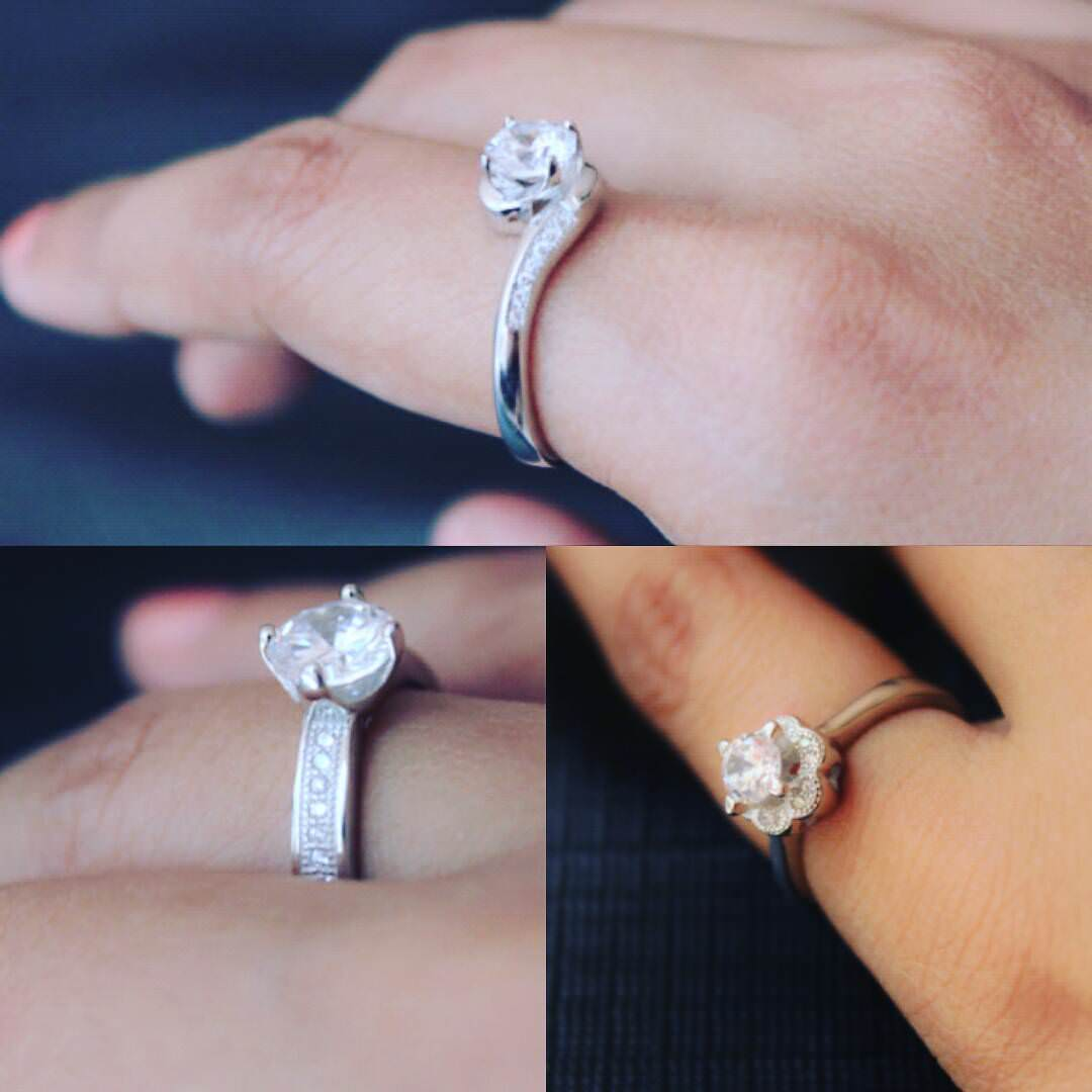 Attractive Engagement Ring