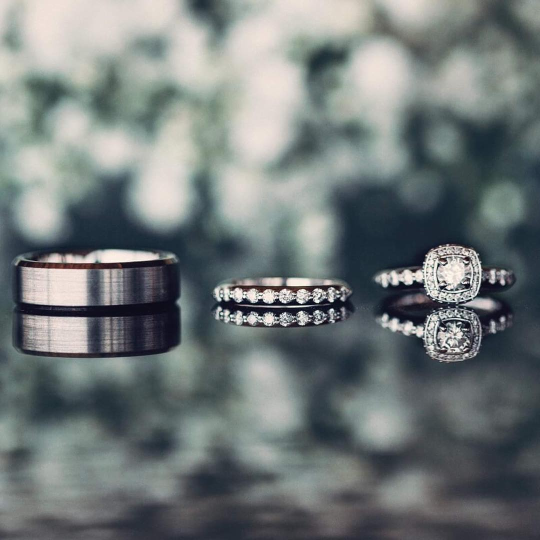 Collection Of Engagement Rings
