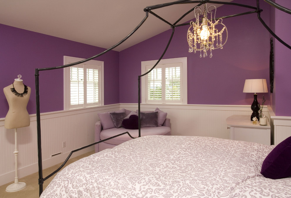 27 Purple Childs Room Designs Kids