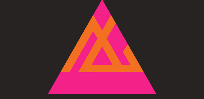 Attractive Triangle Logo