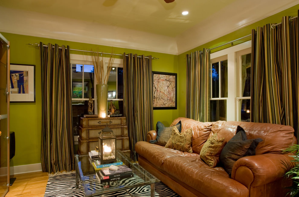 23 green wall designs decor ideas design trends Living room ideas with light green walls