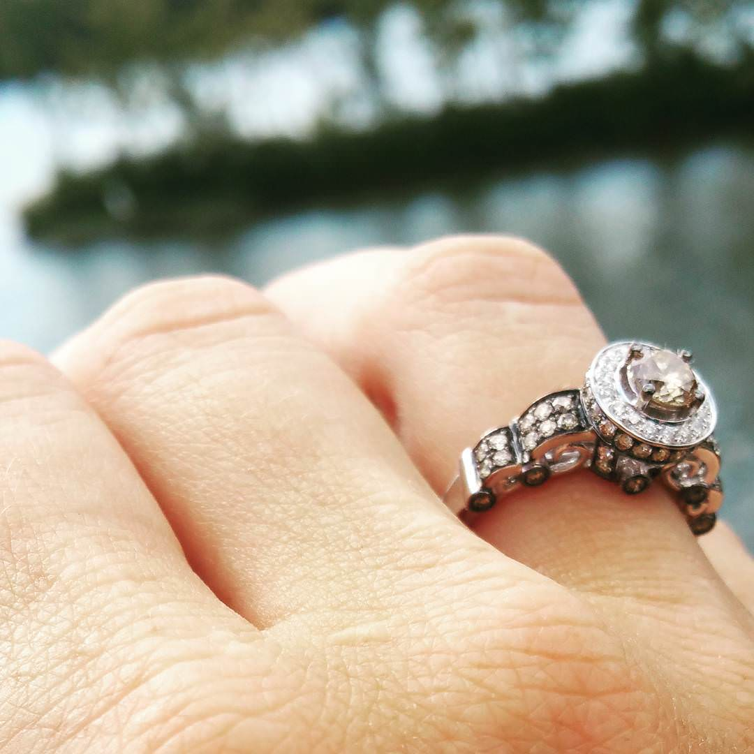 fabulous engagement ring