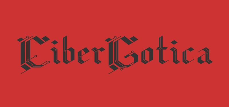 Ciber Gotica Font