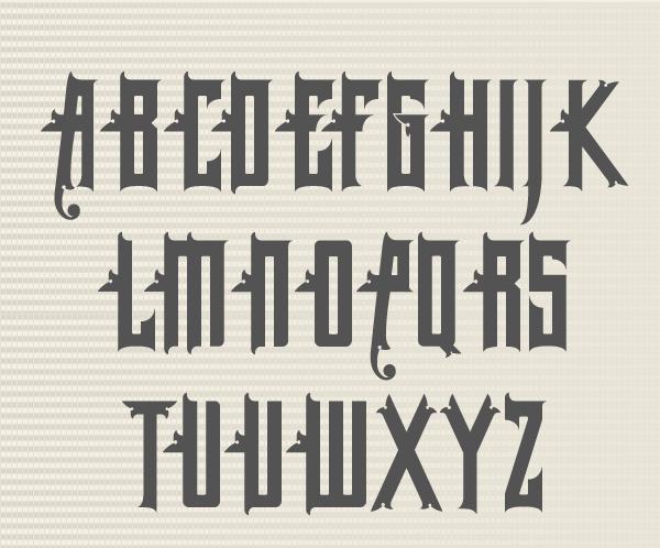 Alleghen Hipster Font