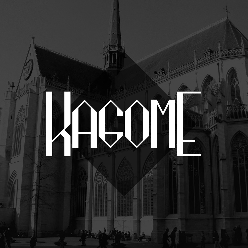 Kagome Hipster Font