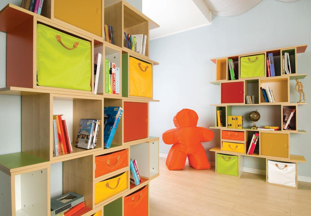 childrens storage shelves