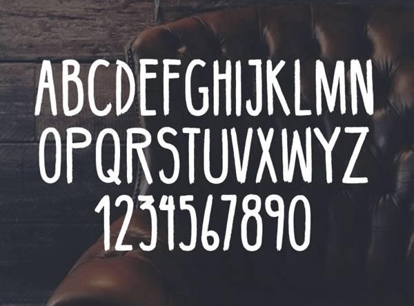 Bellaboo Hypster Font