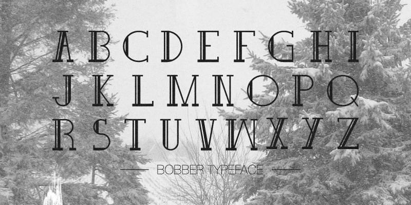 Bobber Hypster Font
