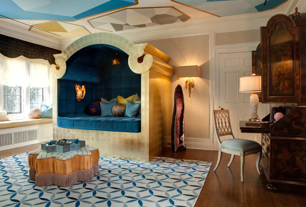 Disney Themed Bunk Bed Design