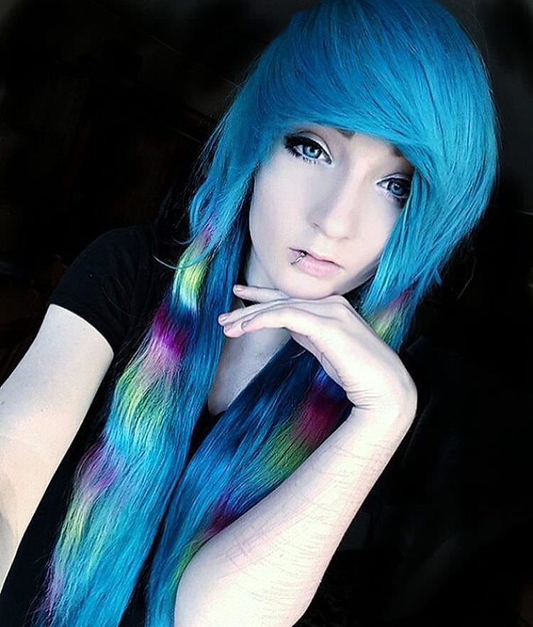21 Emo Makeup Designs Trends Ideas Design Trends