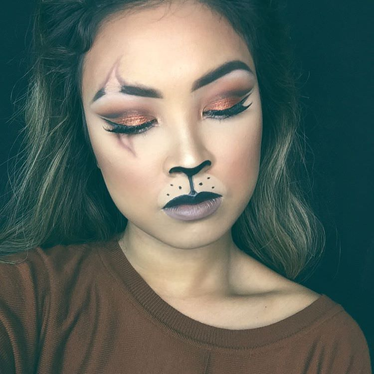 23+ Lion Makeup Designs Trends Ideas | Design Trends - Premium PSD Vector Downloads