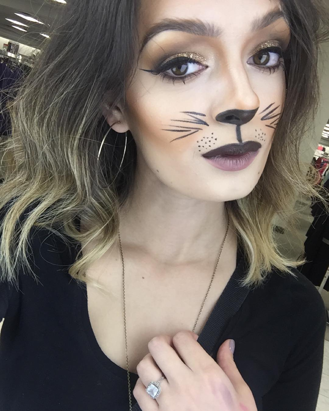 Lion Makeup Wizard Of Oz - Mugeek Vidalondon