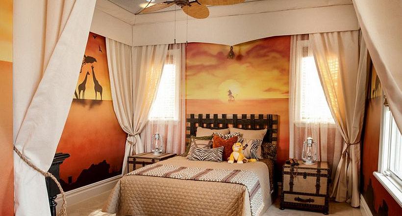 24+ Disney Themed Bedroom Designs, Decorating Ideas ...