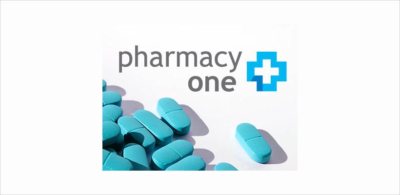 Dazzling Pharmacy Logo