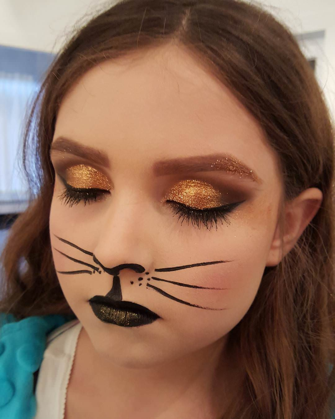 Disin Makeup: 22+ Cat Makeup Designs, Trends, Ideas