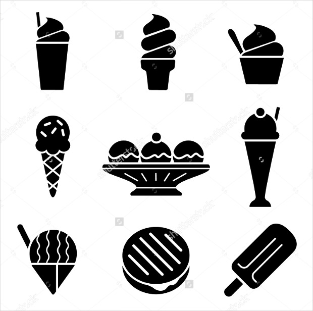 Frozen Tasty Icon