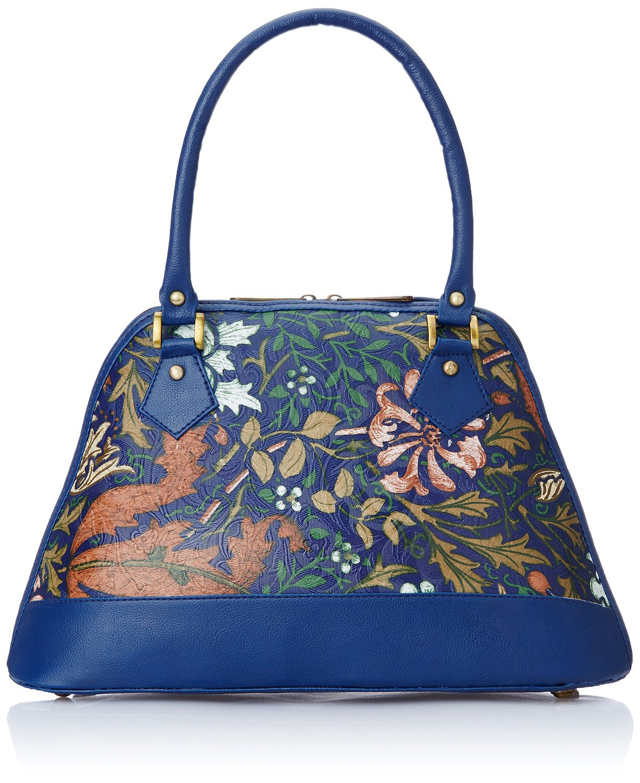 Alessia Blue Handbag