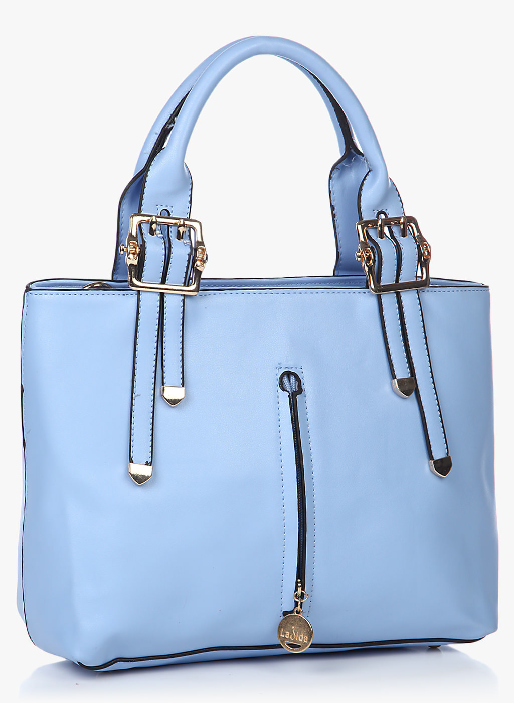 Ladida Blue Handbag
