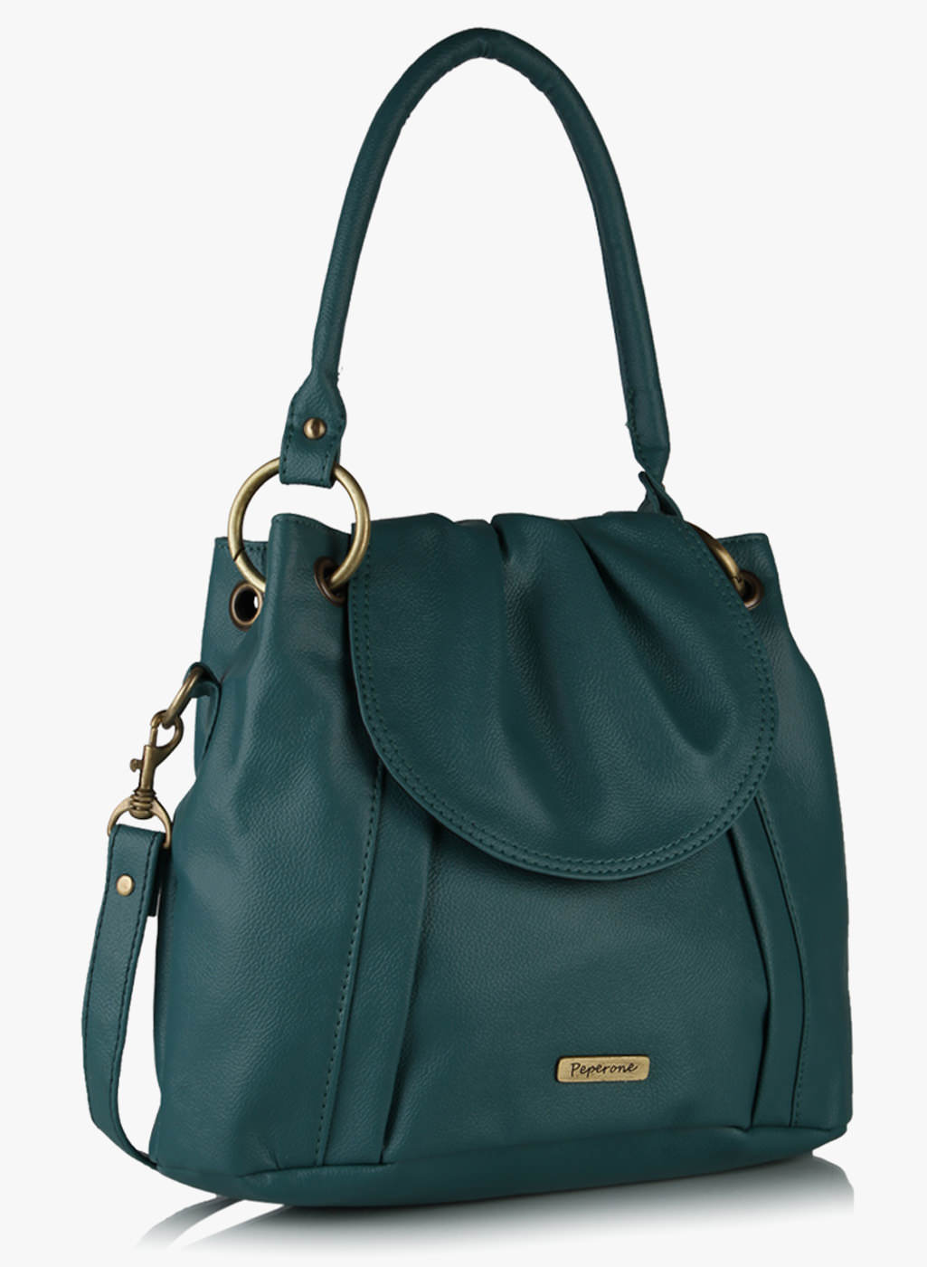 Peperone Baltic Aqua Blue Handbag
