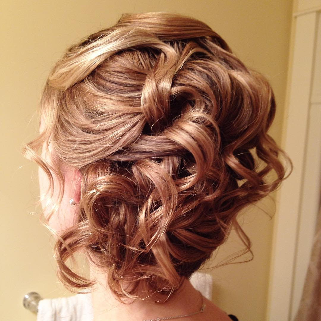 Simple Curly Hair