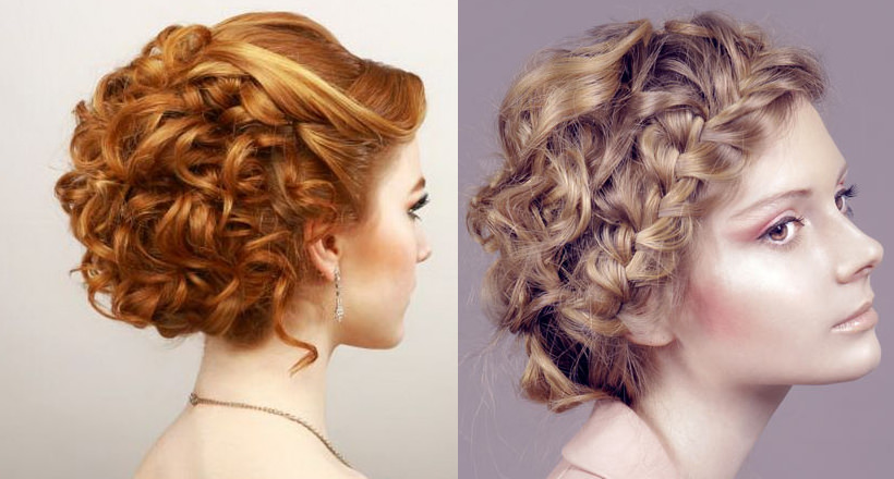 premium now hair styles 27 updos for curly hair designs ideas hairstyles 8195 | Feature image127