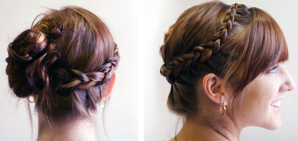 curved-dutch-braid-to-messy-bun-finished