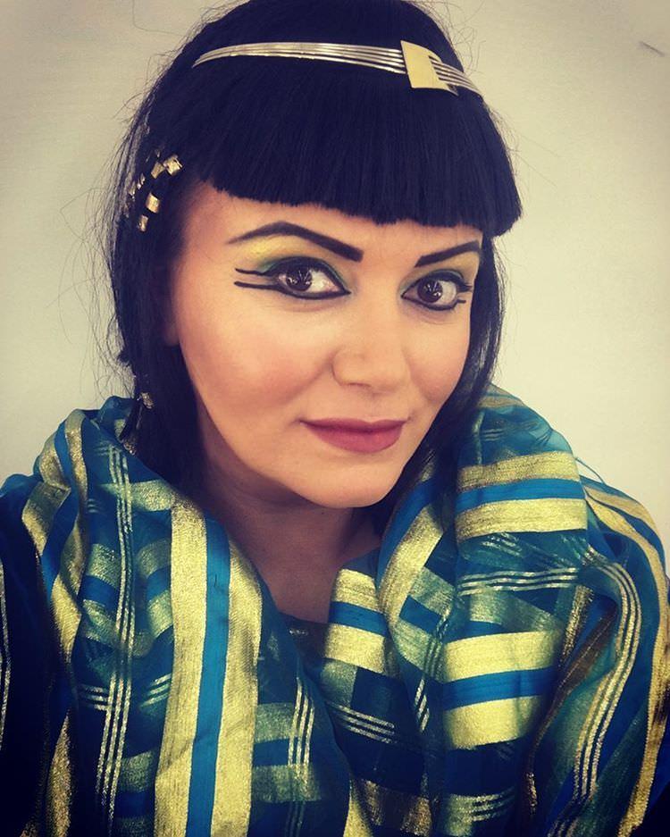 Egypt Style Makeup