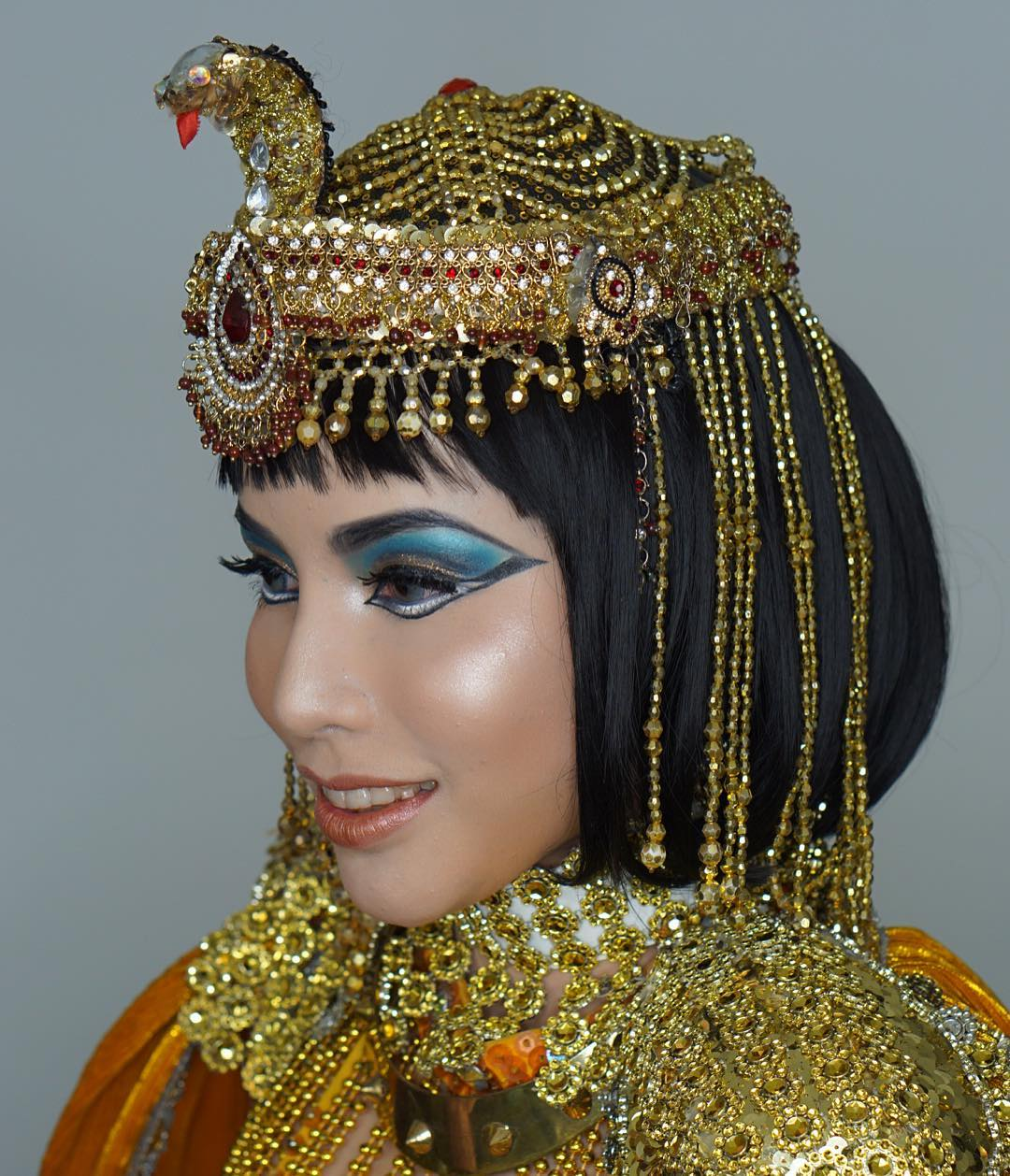 Cleopatra Fancy Makeup