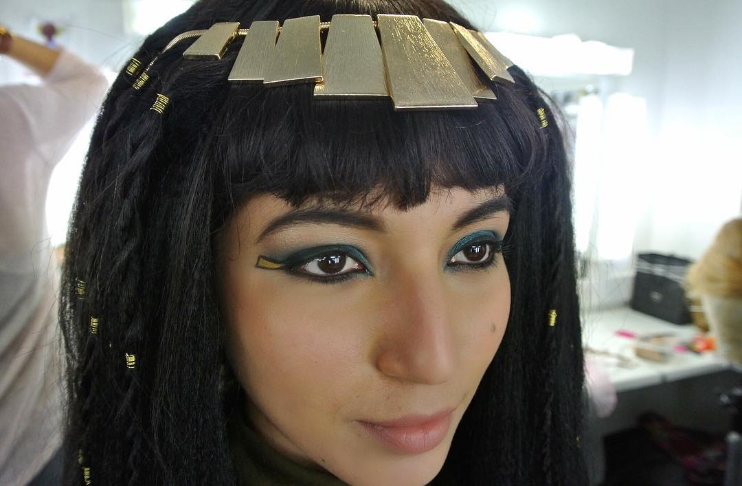 cleopatra makeover