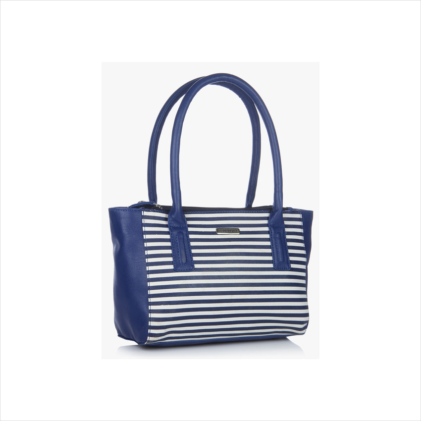 Peperone Blue Handbag