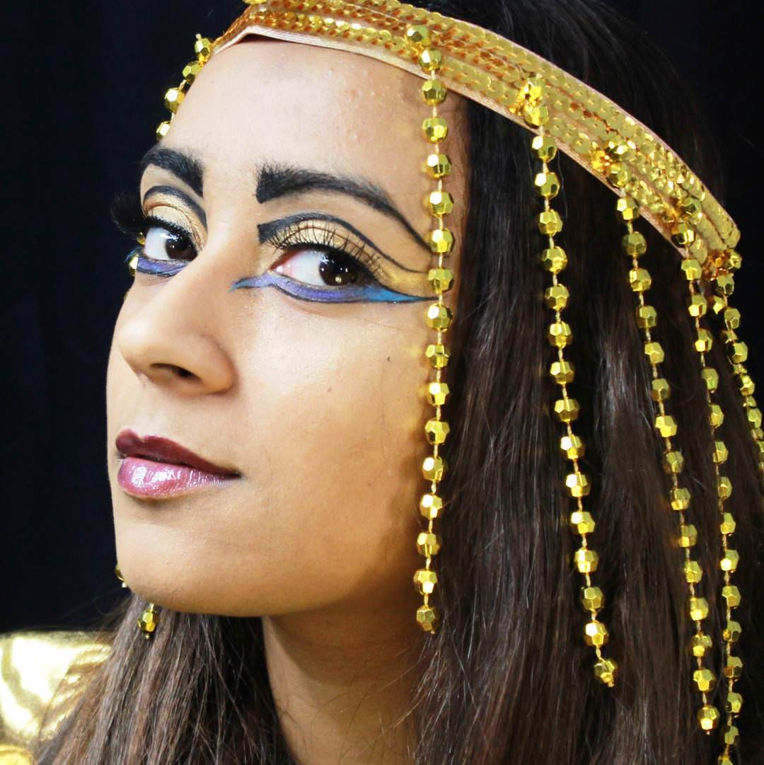Gorgeous Cleopatra Makeup