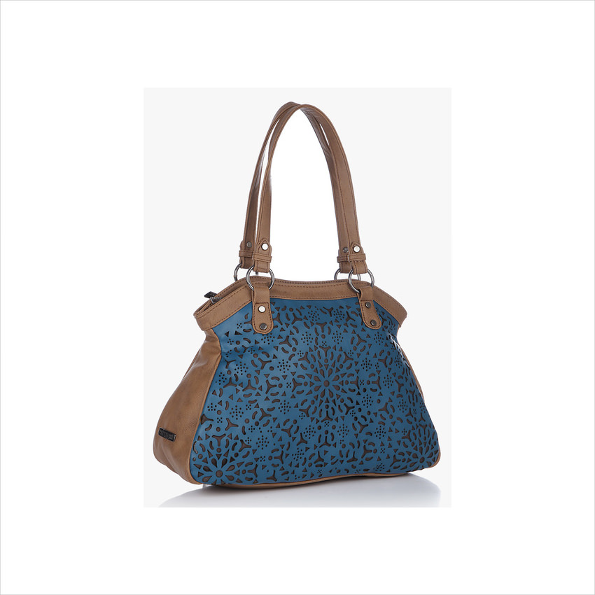 Peperone-Attractive Blue Handbag