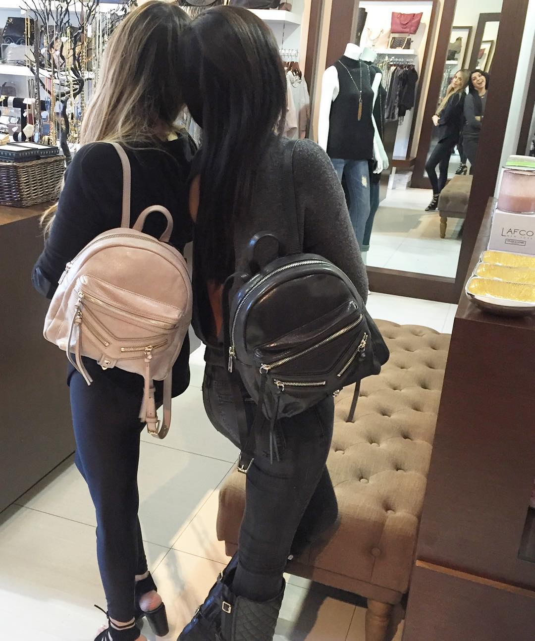 Attracctive Backpack Handbags