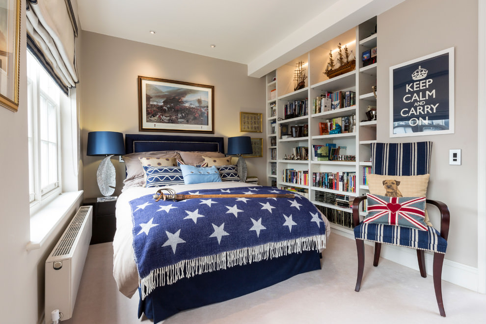 20+ Teen Boys Bedroom Designs, Decorating Ideas | Design Trends ...